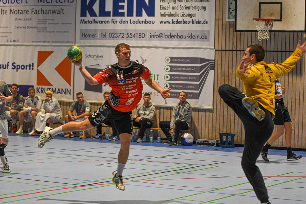 SG Wölfe vs. Ahlener SG