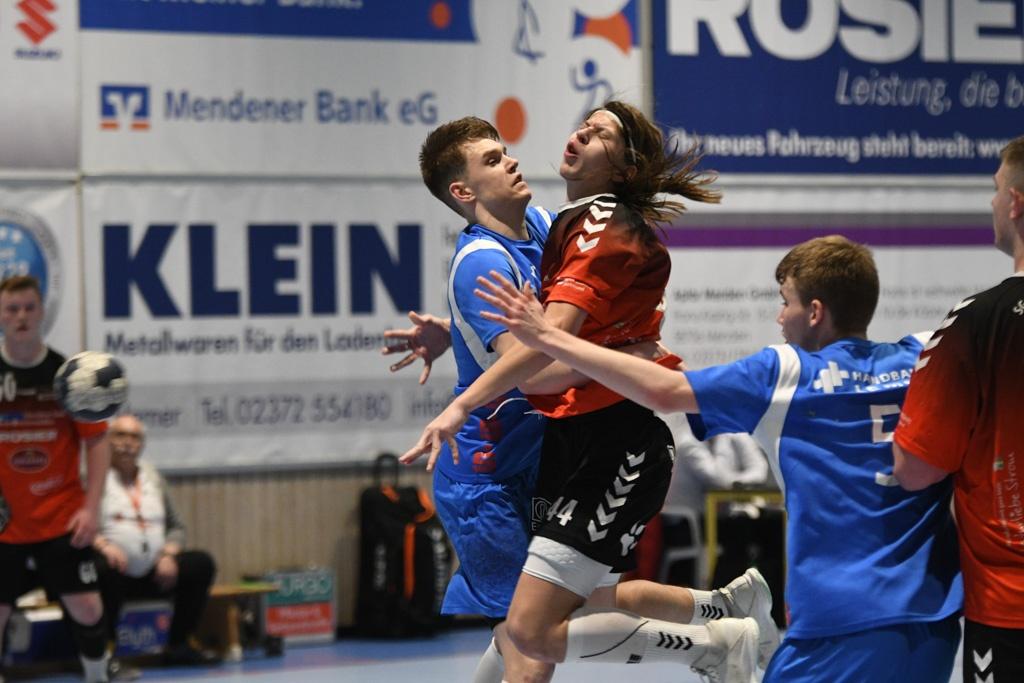 SG Menden Sauerland vs. Handball Lemgo