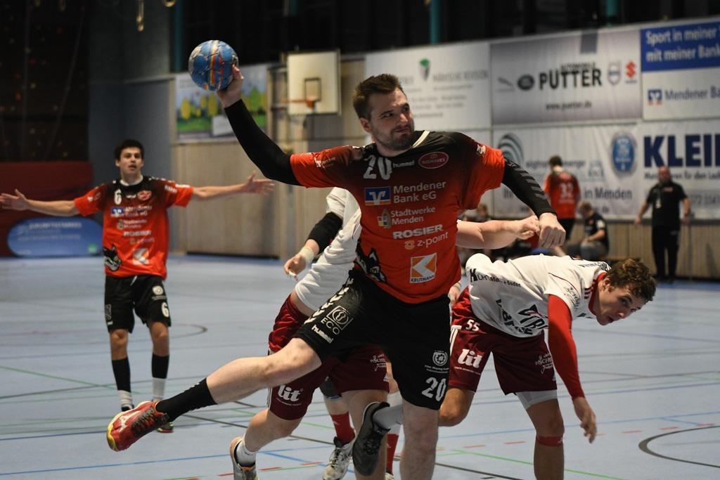 SG Menden Sauerland vs. LiT Tribe Germania